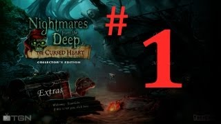 Nightmares from the Deep [01] The Cursed Heart CE w/YourGibs - Chap 1: Haunted Exhibition - Start