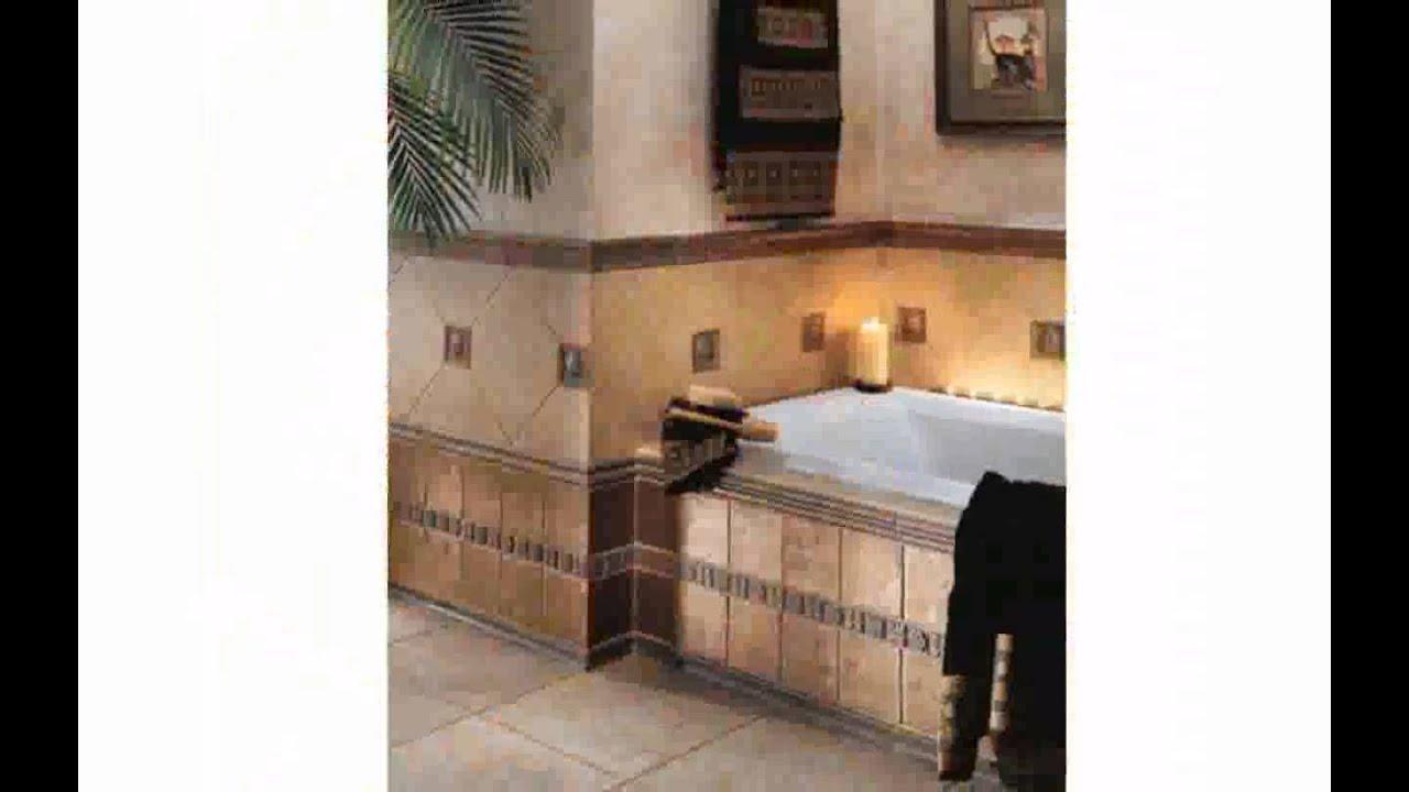 bathroom floor tile design ideas - youtube