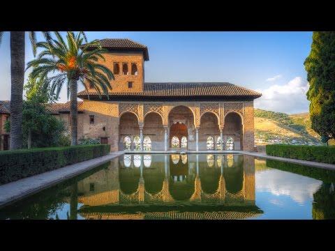 Travel Spain - Alhambra Palace, Granada