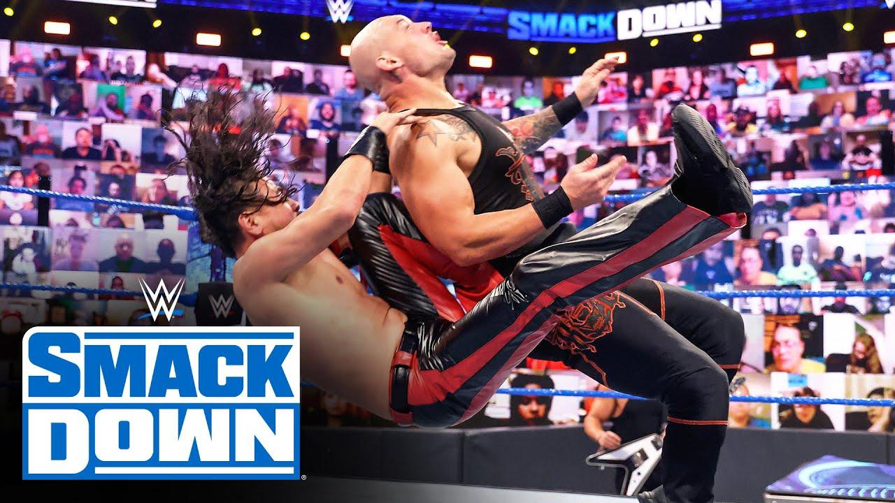 Download Shinsuke Nakamura vs. King Corbin: SmackDown, May 21, 2021