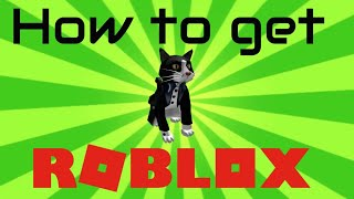 How to get the Tuxedo Cat in Roblox