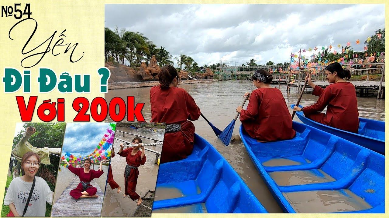Trải nghiệm sông nước ơr Phú Hữu Hậu Giang – ecotourism area of western Vietnam | YẾN TRẦN TV