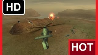 BEST ANDROID GAMES - GUNSHIP BATTLE : ANDROID GAME PLAY TRAILER ! TOP SIMULATOR GAMES