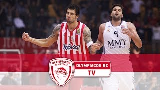 HIGHLIGHTS OLYMPIACOS BC - REAL MADRID 21-4-2014