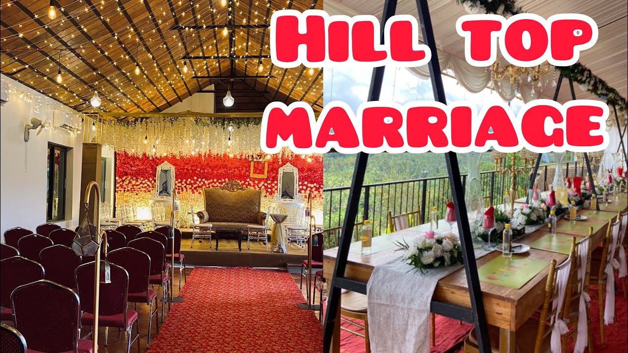 Hill Top Marriage #shorts