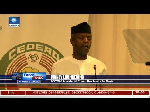 Osinbajo Seeks Commitment Of ECOWAS In Fighting Money Laundering