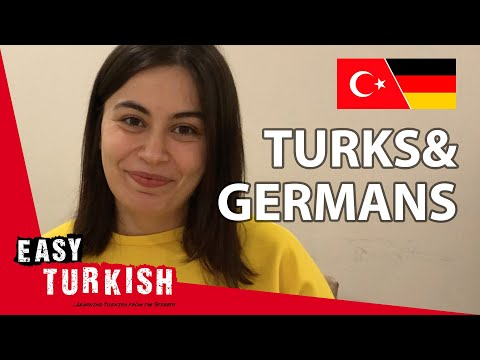What Do Turks Think About Germans?   Easy Turkish 25