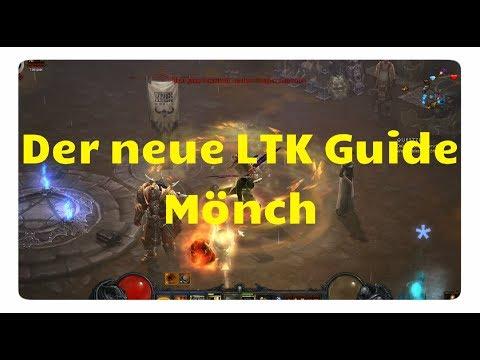 Diablo 3: Der neue LTK Build für den Mönch (Buff!)