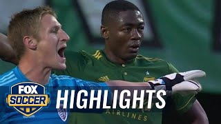 Portland Timbers vs. Sporting Kansas City | MLS Highlights | FOX SOCCER