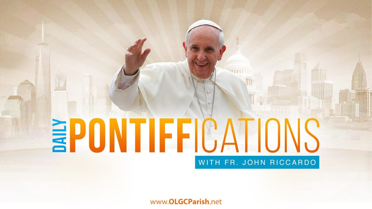 Fr  John Riccardo's Podcasts