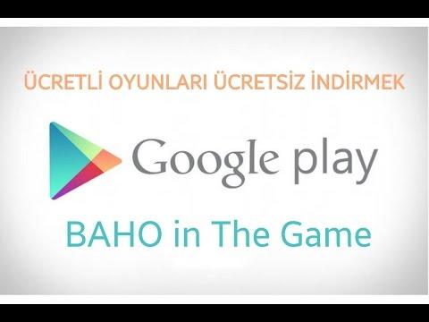 Google Play Dan Paralı Uygulamaları Ücretsiz Indir