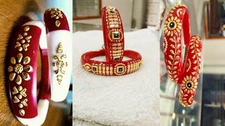 Bangali gold Shakha Pola badhano Bangali designs | latest Bengali jewellery design