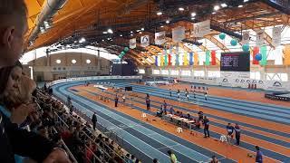 Чемпионат РБ по легкой атлетике 2018, эстафета 4х400 м