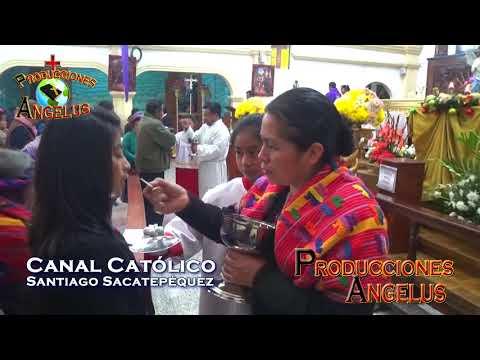 La Santa Eucaristía
