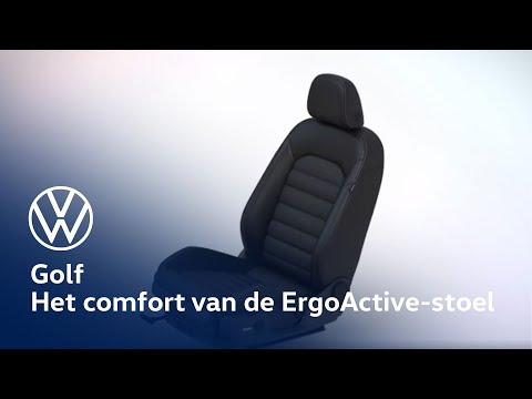 De nieuwe golf ergoactive seat youtube