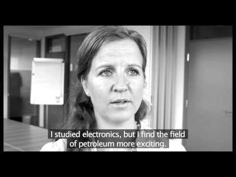 Maersk Oil Norway - Interview with Kristin Ingenes (English subtitles)