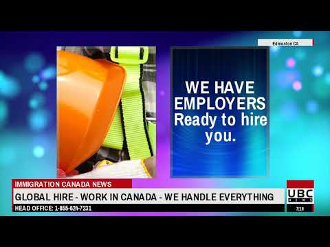 Global Hire   Get Job Placement And Immigration Assistance Canada   2019