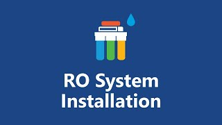Express Water Reverse Osmosis System Installation