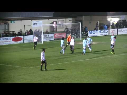 CTTV Highlights: Corby Town 1 - 2 Coalville Town: