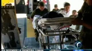 Ejército y Fuerza Aérea Mexicanos apoyando a la población civil