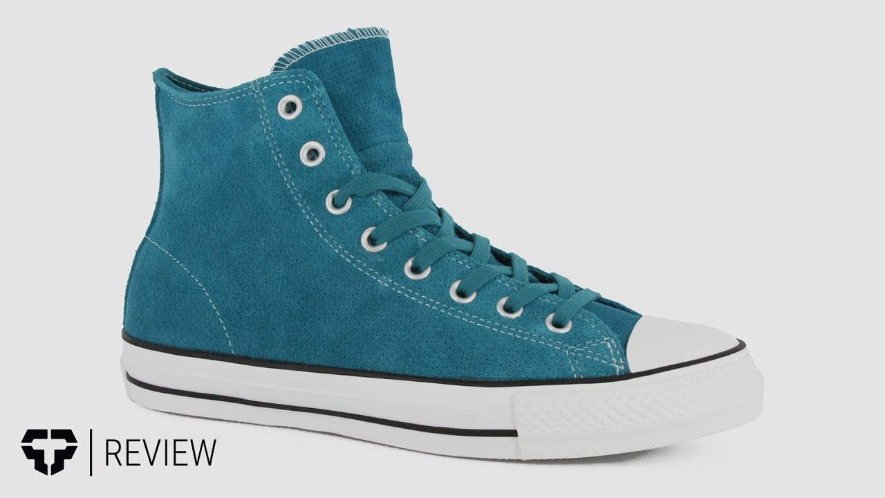 e9a7002d6482f6 Converse Chuck Taylor All-Star Pro High Skate Shoes Review - Tactics ...