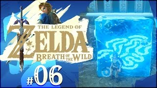 The Legend of Zelda: Breath of the Wild - Part 6   Keh Namut Shrine - Cryonis Trial!