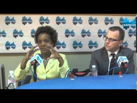 Interview avec Mme Michaëlle Jean ancienne Gouverneur général du Canada