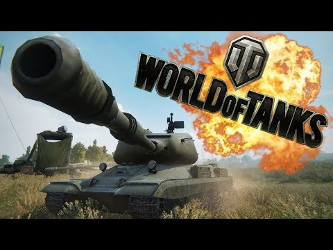 Gas Gas Gas - World of Tanks
