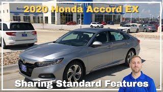 2020 Honda Accord EX Walk Around