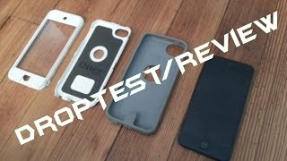 Otterbox Defender - iPod Touch 5th Gen. - Review/Drop Test