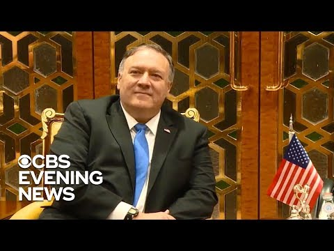 Pompeo to meet with Saudi crown prince during Mideast tour