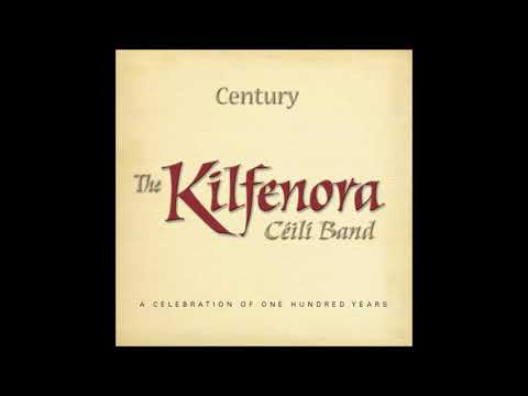 The Kilfenora Céilí Band - Kitty's reels (Ireland, 2009)
