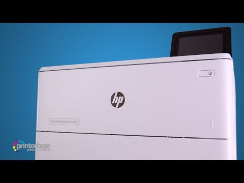Learn more about the HP LaserJet Enterprise M506x here: http://www.printerbase.co.uk/hp-m506x The LaserJet Enterprise M506x from HP is a reliable and fast ...