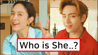 Why BTS ARMYs are Surprised to See This Girl in Permission to Dance MV?
