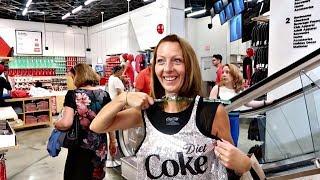 Kids React! Giant Coca Cola Soda Drink Challenge | Famtastic