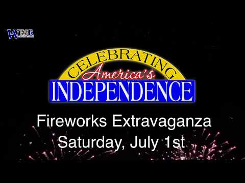 Come to the 2017 Fireworks Extravaganza at Eastern Shore Organic Farms
