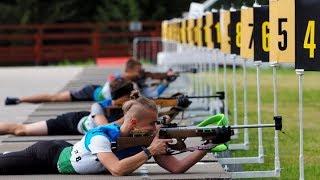 В Ханты-Мансийске стартовал чемпионат Югры по летнему биатлону
