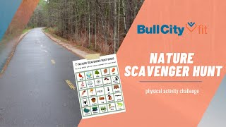 NATURE SCAVENGER HUNT | can you get BINGO?