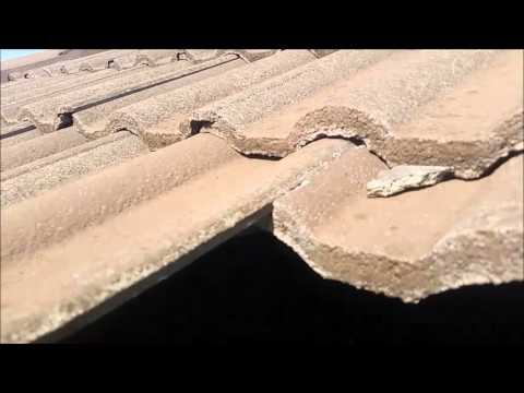 Building Inspections Adelaide | HomeMasters - Roof Problem detected on Pre-Purchase Inspection