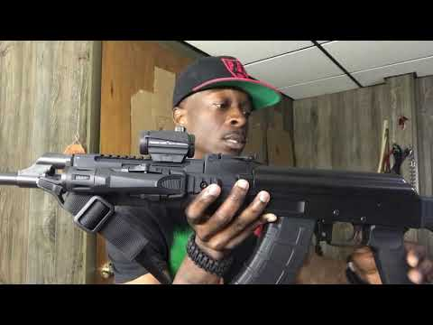 Talking about my Century Arms C39V2 AK47
