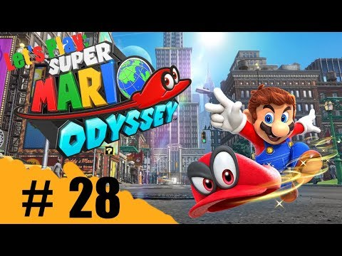 Super Maio Odyssey #28 Flower Punk - Let's Play