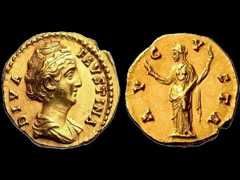 🔝 Аурей, 148 г. - 161 г., Монета, Римская Империя, АНТОНИН ПИЙ, 🌍 Aurey, 148 - 161 AD ✅