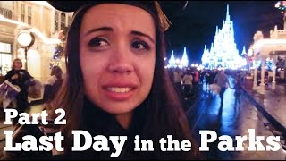 Last Day in the Parks - Part 2 | DCP Fall 2015