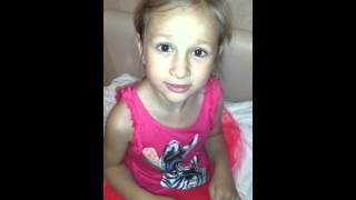 Детский голос 2015 Полинка