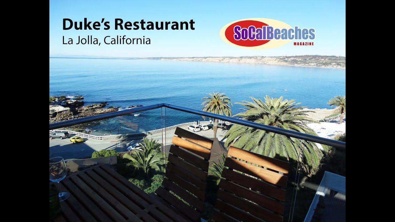 Duke S Restaurant 1216 Prospect St La Jolla Ca 92037