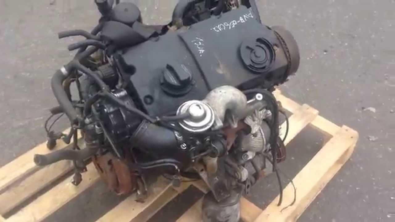 Бу двигатель 2.5 TDI AAT Audi 100 C4 / A6 C4 85KW, 115Ps - ТЕСТ ОК .