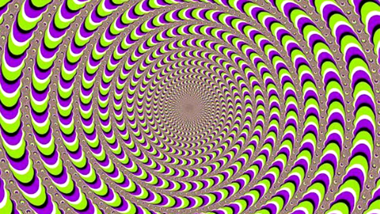 10 optical illusions that will melt your mind youtube