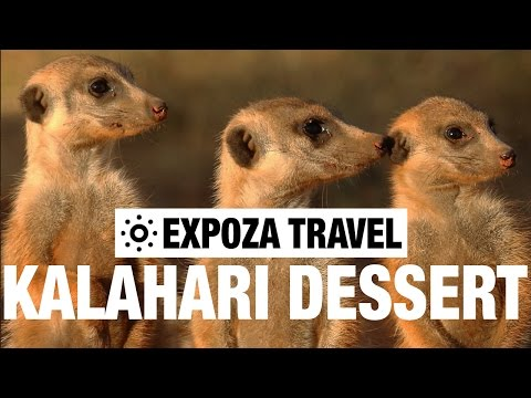 Kalahari Desert Vacation Travel Video Guide
