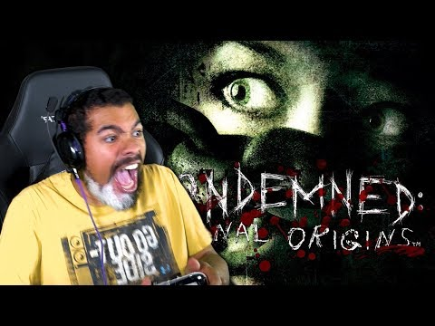HOLY!! I'M SERIOUSLY NOT READY FOR THIS GAME!! | Condemned: Criminal Origins - Part 1
