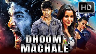 Dhoom Machale (Irumbu Kuthirai) Tamil Hindi Dubbed Full Movie | Atharva, Priya Anand